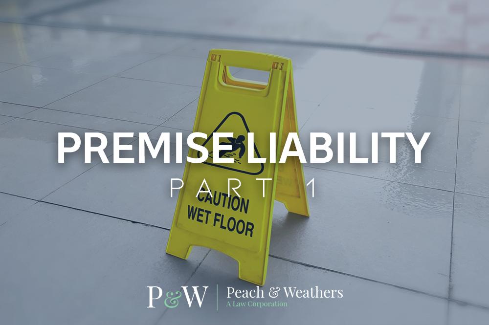 Peach & Weathers-Premise Liability-1
