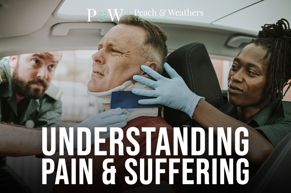 Understanding Pain and Suffering