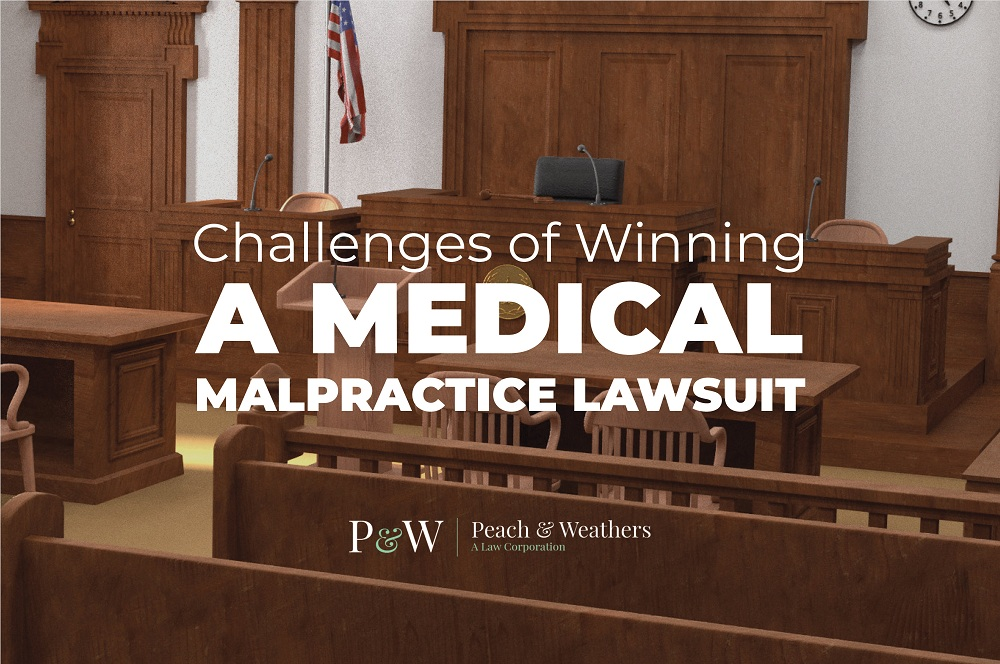 Challenges of Winning a Medical Malpractice Lawsuit