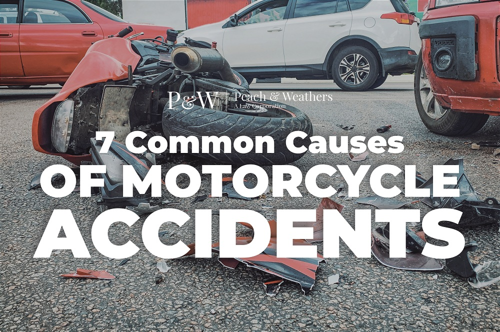 7 Common Causes of Motorcycle Accidents
