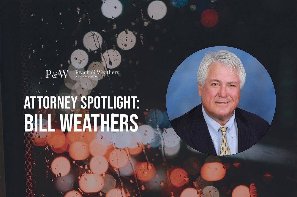 Attorney Bill Weathers
