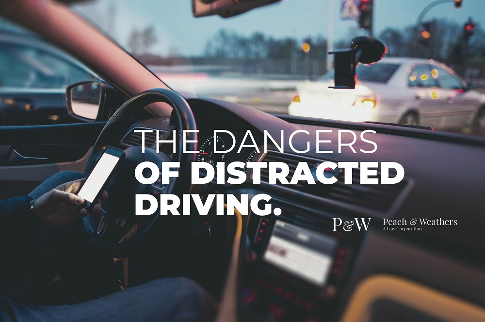 Dangers of Distracted Driving