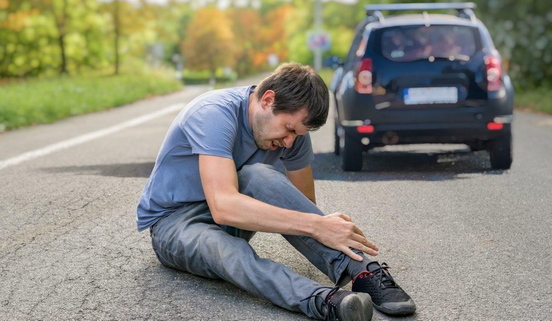 injury in hit & run accident